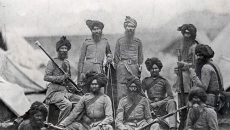 The Battle of Saragarhi