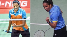 Sindhu, Saina Eye Good Show At French Open