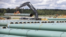 Trans Mountain reaches 'key milestone' as pipeline construction begins in B.C.