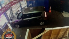 Drug-Impaired Driver Arrested After Driving Into Local Business