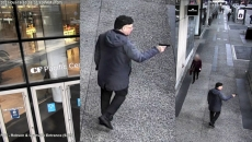 Vancouver Police appeal for witnesses to man seen with a gun downtown