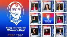 WATCH: Darpan recognizes outstanding South Asian women on International Women's Day