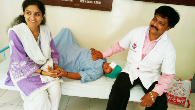 Providing Free Medical Treatment to Those in Need