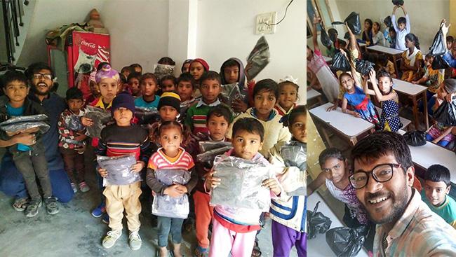 Mithun Kumar: Working to Educate and Nurture