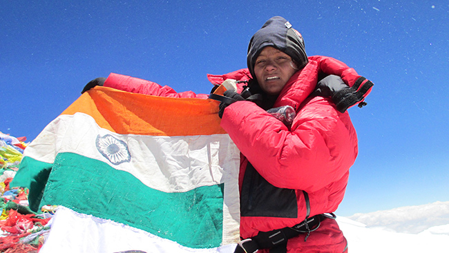 Arunima Sinha: First Female Amputee to Conquer Mt.Everest