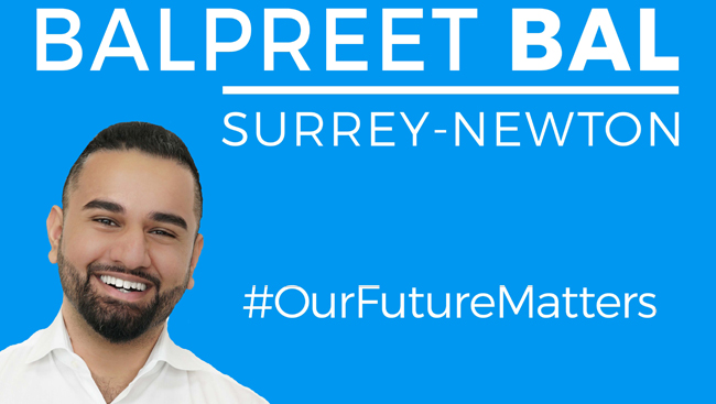 Young leader in the making: Balpreet Bal