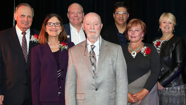 Bob McMurray Named Surrey's 'Citizen of the Year'