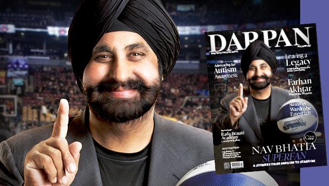 Nav Bhatia: Raptors Superfan