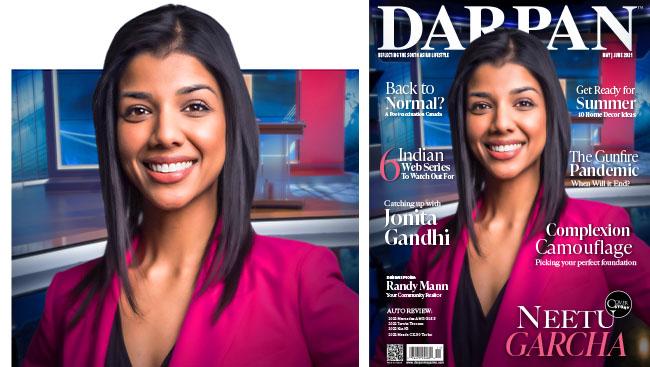 Neetu Garcha: Bold & Beautiful