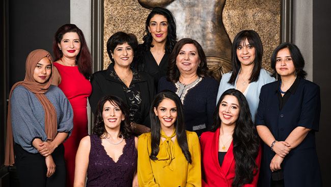 Celebrating Womanhood: Inspiring Stories of South Asian Female Achievers