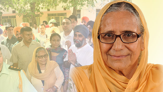Dr. Inderjit Kaur: The greatest virtue of Sikhism is Sewa and Simran