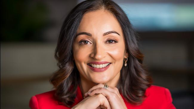 The Power of Women: Dr Navdeep Grewal