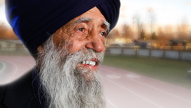 Age is Just a Number – Fauja Singh