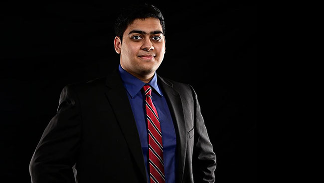 Fawzan Hussain: BC's Good Citizen