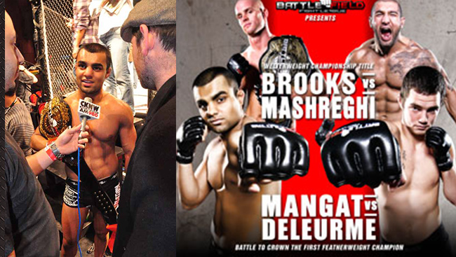 Gary Mangat: On the road to the UFC