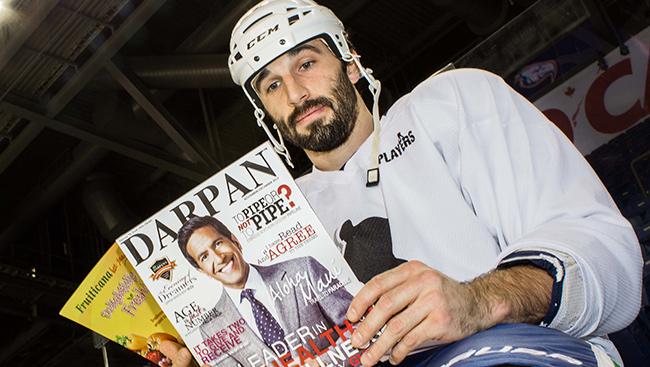 Jason Garrison: Vancouver Canucks' Newest Star