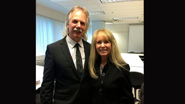 Jim Iker – President of the BC Teachers' Federation