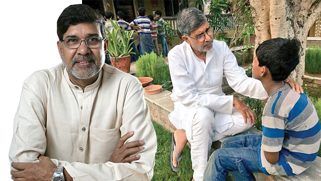 DARPAN SALUTES: Kailash Satyarthi, Against Child Labour