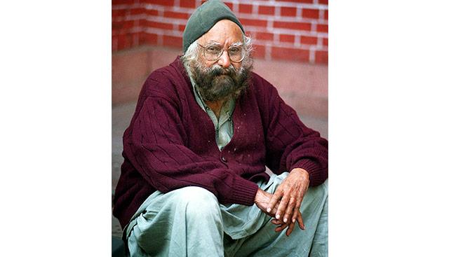 The Legendary Khushwant Singh