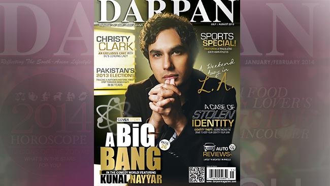 Kunal Nayyar: A Big Bang in the Comedy World