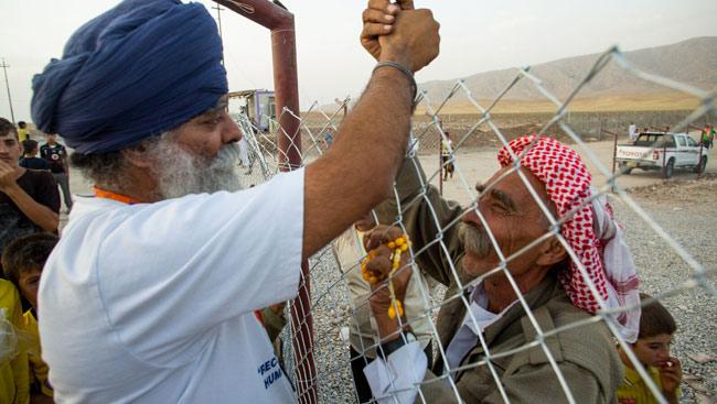 Ravi Singh: Doing Seva Around the World