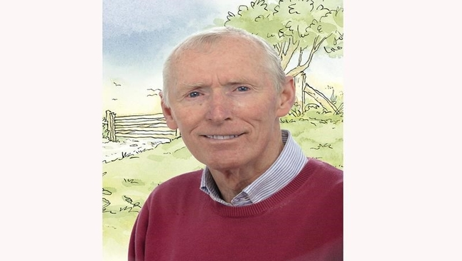 Sam McBratney, 'Guess How Much I Love You' author, dies