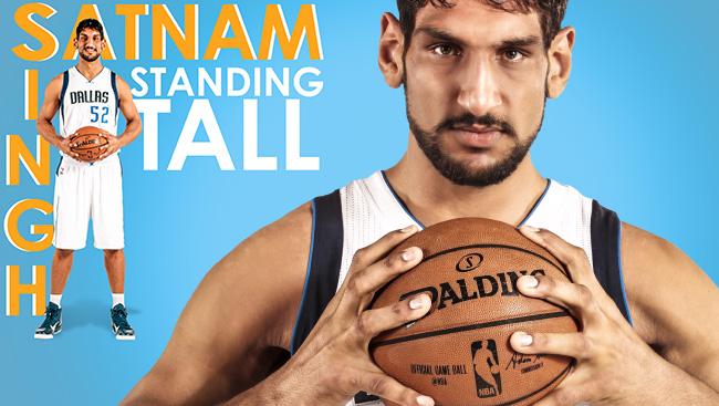 Satnam Singh: Standing Tall