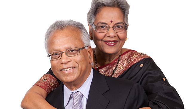 Trailblazers: Hari & Madhu Varshney