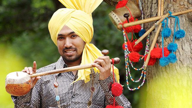 Vijay Yamla: A Gifted Artist