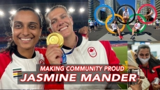 WATCH: Chat Central with Team Canada Soccer Coach Jasmine Mander