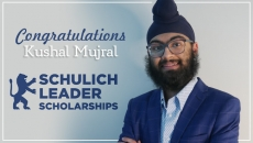 WATCH: Meet one of the best and the brightest students of our community, Kushal Mujral, the recipient of the prestigious Schulich Leader Scholarship valued at $100,000