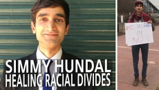 Meet Simmy Hundal: Helping to Heal Racial Divides