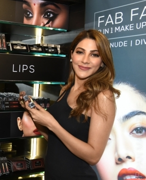 Actress Nikki Tamboli about to try new brand