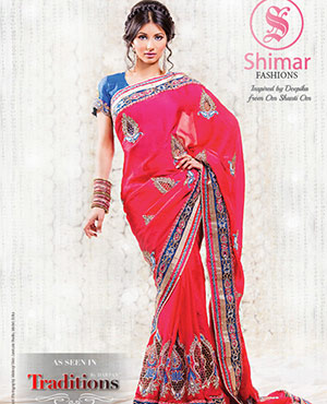 Inspired by Deepa Padukone in Om Shanti Om