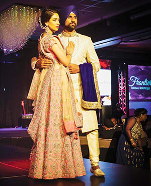 Fashion Show At 2017 Darpan Awards