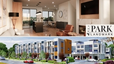 The Park Landmark: Luxury Three-bedroom Townhomes, coming to the Heart of Surrey
