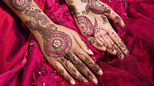 The Craft of Mehndi