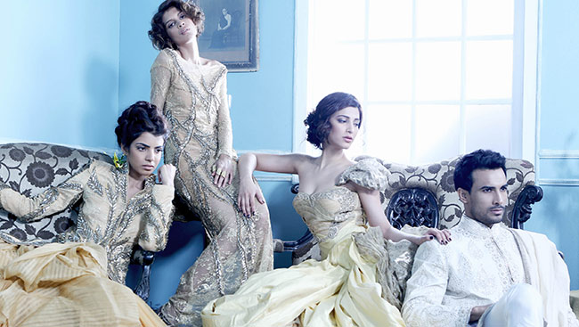 SHANTANU & NIKHIL... A Collection To Die For