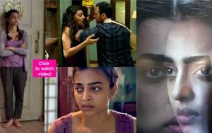 Phobia Trailer ft. Radhika Apte