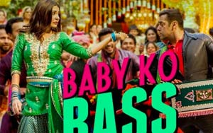 Baby Ko Bass Pasand Hai Song - Sultan ft. Salman Khan, Anushka Sharma