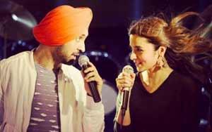 Alia Bhatt-Diljit Dosanjh's Soulful Version Of 'Ikk Kudi' From 'Udta Punjab'