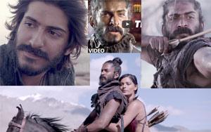 Mirzya Trailer ft Harshvardhan Kapoor,Saiyami Kher