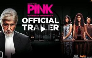 Pink Trailer ft Amitabh Bachchan, Taapsee Pannu