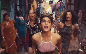 Jacqueline Fernandez Pushes For Female Equality In Remake Of Spice Girls Song
