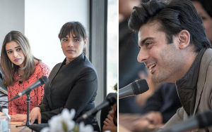 Richa Chadha Comes To Fawad Khan's Rescue, Gives Fitting Reply To A Journalist