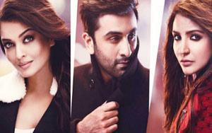 Ae Dil Hai Mushkil Teaser ft. Aishwarya, Ranbir Kapoor, Anushka, Fawad
