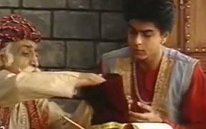 Shah Rukh Khan, Circa 1991, in Short Film He's Probably Forgotten Himself