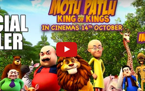 'Motu Patlu' 3D Trailer
