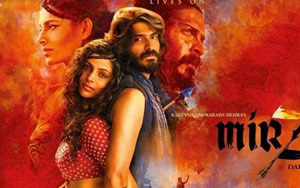 Mirzya Dare To Love Second Official Trailer