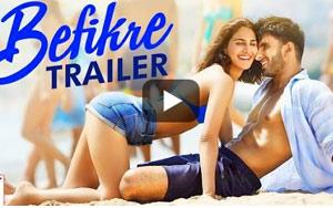 Befikre Official Trailer ft. Ranveer Singh, Vaani Kapoor